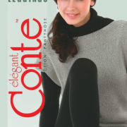 Леггинсы женские Conte elegant COTTON LEGGINGS 250 XL 7С-39СП